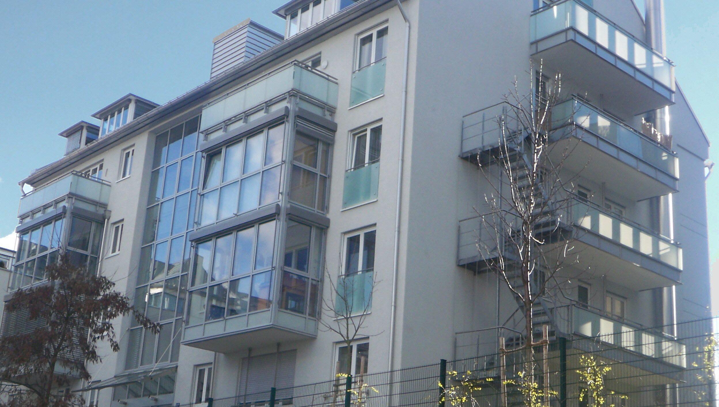 Neubau wohnanlage mit 32 wohnungen moser architekten - Moser architekten ...