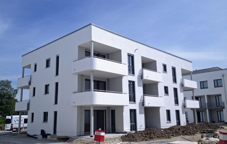 Neubau Wohnanlage