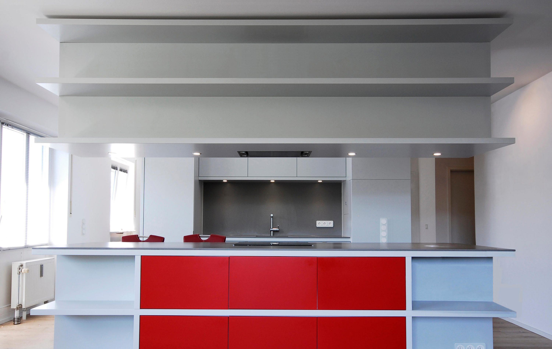 Innenausbau Eigentumswohnung