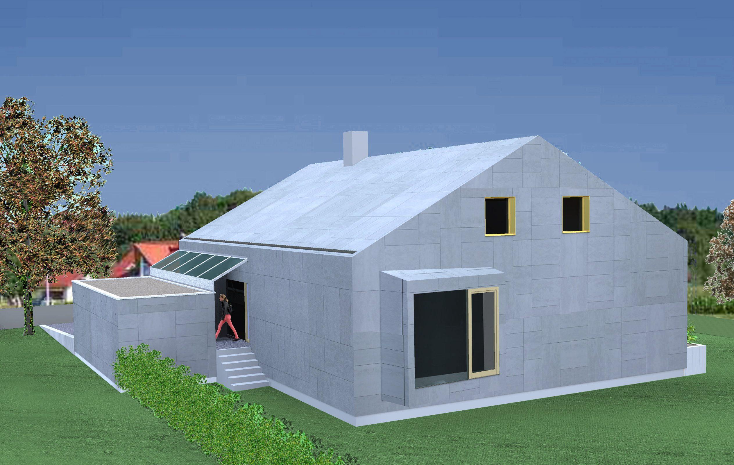Energetische Sanierung Wohnhaus
