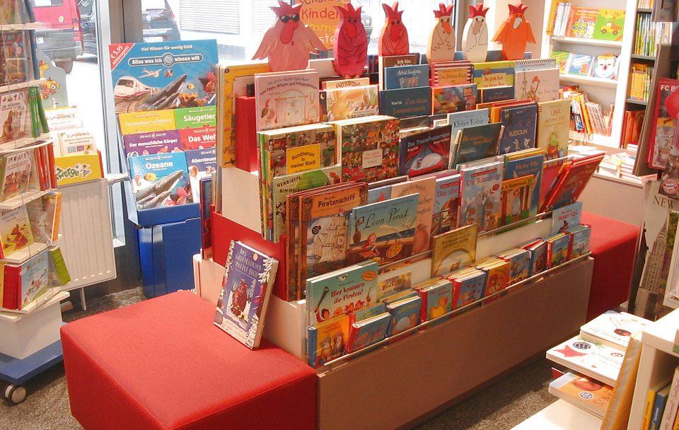 Kindermöbel Bücher